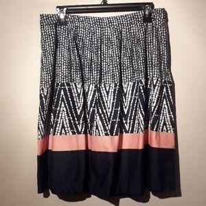 Very pretty 100% cotton skirt